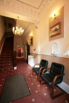 Clifton Hotel - Glasgow - Olohuone