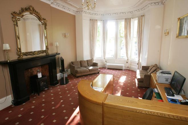 Clifton Hotel - Glasgow - Sala de estar