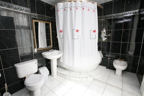 克利夫頓酒店 - 格拉斯哥 - 格拉斯哥 - 浴室