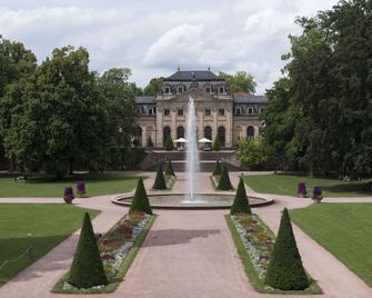 Maritim Hotel am Schlossgarten Fulda - Fulda - Rakennus