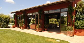 Locanda Rossa - Capalbio - Edificio