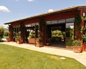 Locanda Rossa - Capalbio - Gebäude