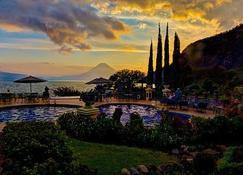 Hotel Atitlan - Sololá - Kolam