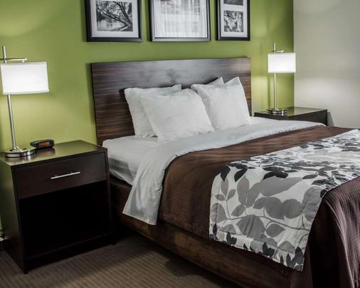 Sleep Inn Historic - Williamsburg - Bedroom