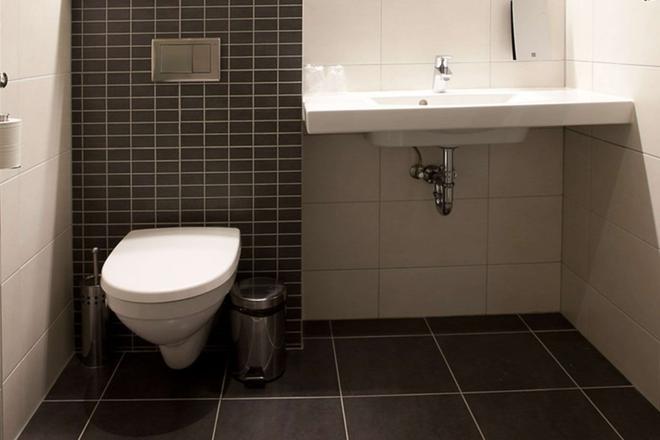 Comfort Hotel Lt - Βίλνιους - Μπάνιο