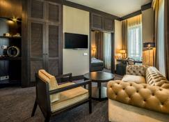 Comfort Hotel Lt - วิลนีอุส - ห้องนั่งเล่น