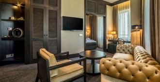 Comfort Hotel Lt - וילנה - סלון