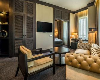 Comfort Hotel Lt - Vilna - Sala de estar