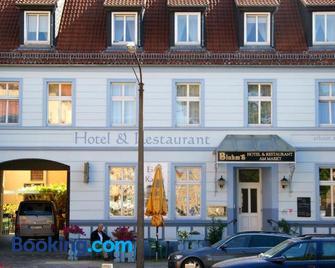 Bluhm's Hotel & Restaurant am Markt - Kyritz - Edificio
