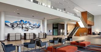 Calgary Airport Marriott In-Terminal Hotel - Calgary - Hành lang
