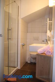 Pension Gabl - Serfaus - Bathroom