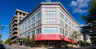 Haywood Park Hotel - Asheville - Gebäude