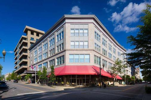 Haywood Park Hotel - Asheville - Rakennus