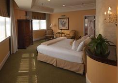 海伍德公園酒店 - 阿士維爾 - 阿什維爾 - 臥室