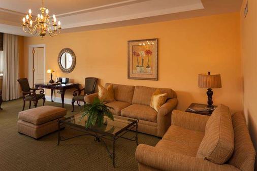 海伍德公園酒店 - 阿士維爾 - 阿什維爾 - 客廳