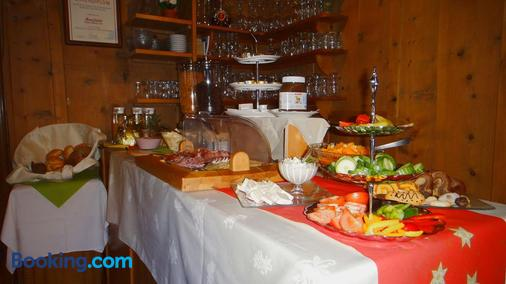 Pension Elisabeth - Vent - Buffet