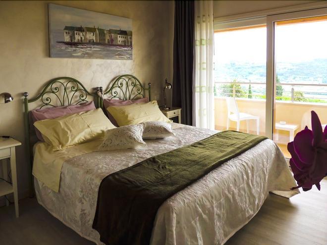 B&B IL Riccio - Costermano - Bedroom