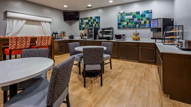 Best Western Club House Inn & Suites - Mineral Wells - Restaurant