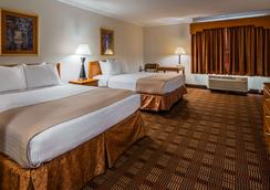 Best Western Club House Inn & Suites - Mineral Wells - Bedroom