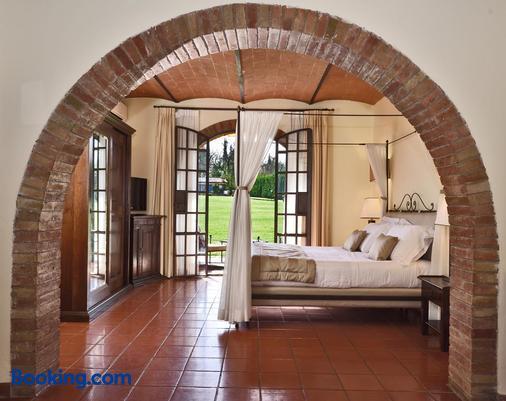 Hotel Borgo San Luigi - Monteriggioni - Bedroom