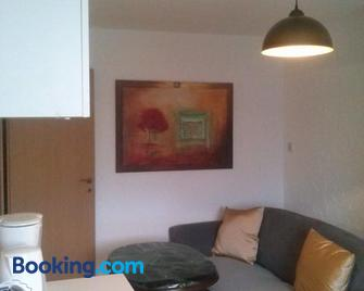Ferienwohnung Konrad - nahe Chemnitz - Лімбах-Оберфрона - Living room
