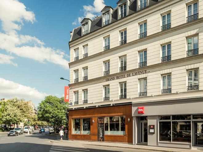 ibis Paris Avenue de la République - Parigi - Edificio