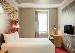 宜必思巴黎共和國大街酒店 - 巴黎 - 巴黎 - 臥室