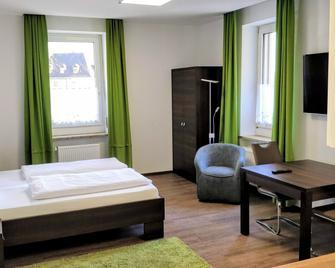 Boardinghouse - Stadtvilla Budget - Schweinfurt - Bedroom