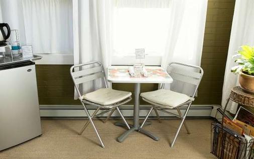 Mauger Estate B&B - Albuquerque - Dining room