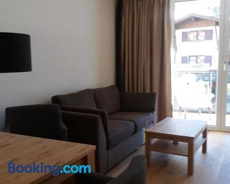 Modern ski-in apartment 2020m Kühtai - Kühtai - Living room