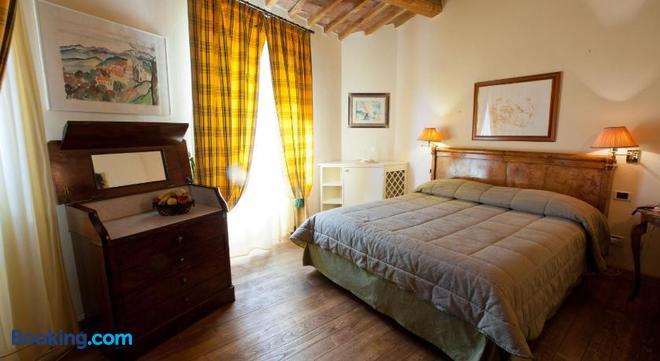 Locanda Caino - Montemerano - Bedroom
