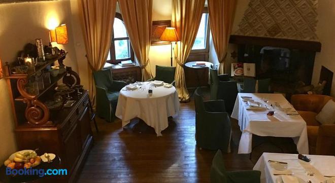 Locanda Caino - Montemerano - Restaurant