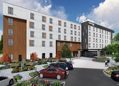 Courtyard by Marriott Petoskey at Victories Square - Petoskey - Bangunan
