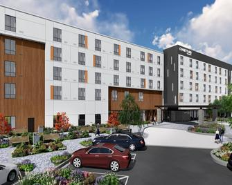 Courtyard by Marriott Petoskey at Victories Square - Petoskey - Building