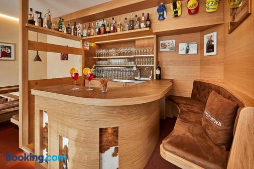 Garni Reutlingen - Colfosco - Bar