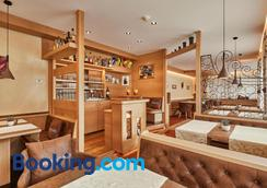 Garni Reutlingen - Colfosco - Lounge