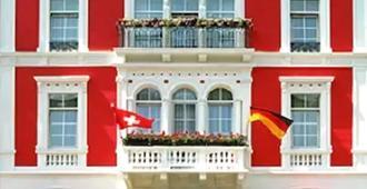 Hotel Schweizer Hof - Baden-Baden - Edificio