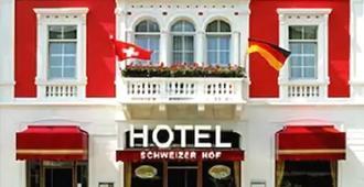 Hotel Schweizer Hof - באדן-באדן