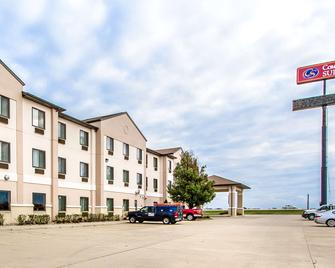 Comfort Suites Mattoon - Mattoon - Building