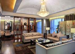 Swissotel Grand Shanghai - Shanghai - Living room