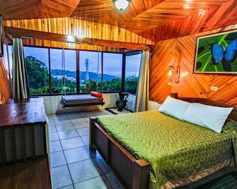 Hotel Don Taco - Monteverde - Спальня