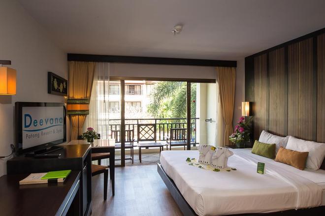 Deevana Patong Resort & Spa - Patong - Makuuhuone