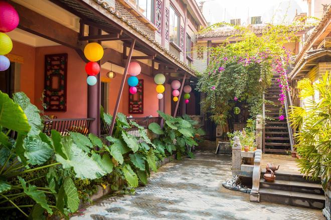 Yangshuo C.Source West Street Residence - Yangshuo - Außenansicht