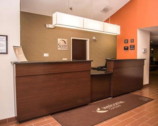 Sleep Inn & Suites at Concord Mills - Concord - Recepción