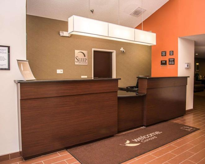 Sleep Inn & Suites at Concord Mills - Concord - Ρεσεψιόν