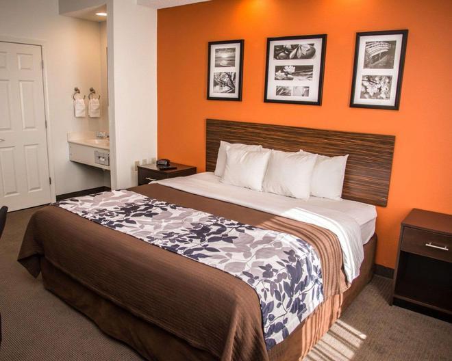 Sleep Inn & Suites at Concord Mills - Concord - Κρεβατοκάμαρα
