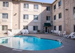 Sleep Inn & Suites at Concord Mills - Concord - Piscina