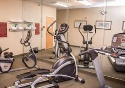 Sleep Inn & Suites at Concord Mills - Concord - Gimnasio