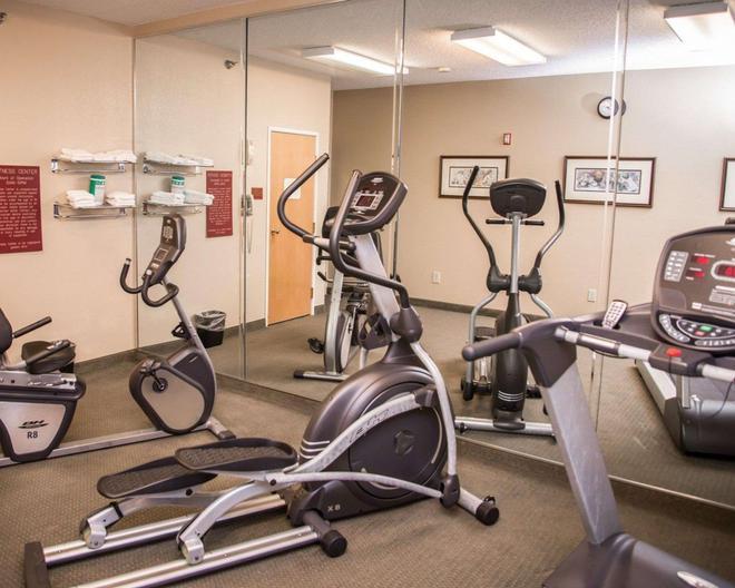 Sleep Inn & Suites at Concord Mills - Concord - Γυμναστήριο