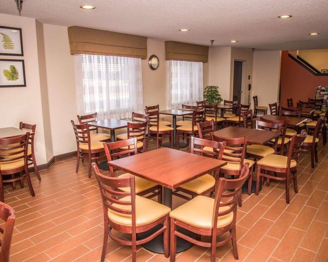 Sleep Inn & Suites at Concord Mills - Concord - Εστιατόριο